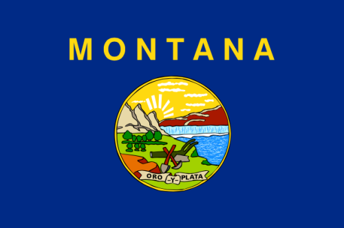 Montana Flag